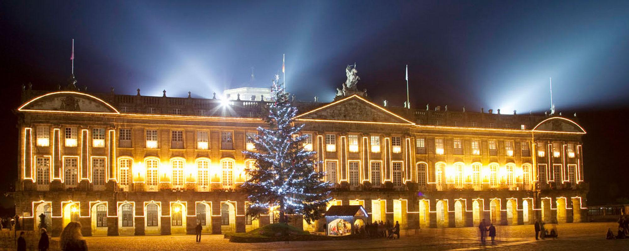 iluminaciones para navidad