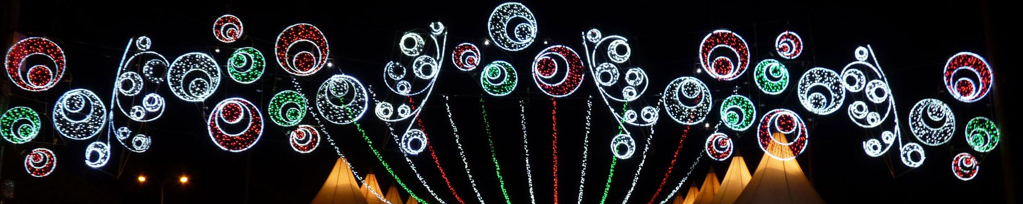 Iluminación Para Fiestas Y Eventos